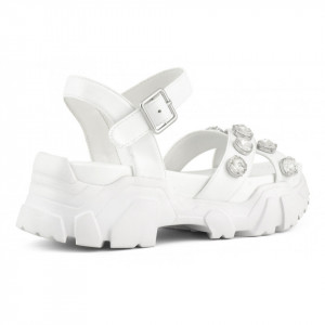 sandali-bassi-bianchi