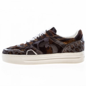 Crime London scarpe basse donna animalier