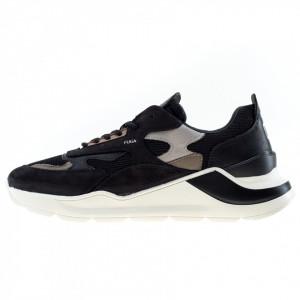Date sneakers fuga running nere uomo
