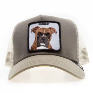 Goorin cappello boxer beige scuro