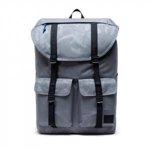 Herschel Buckingham gray backpack