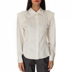 Isabelle-Blanche-camicia-bianca-con-spalline