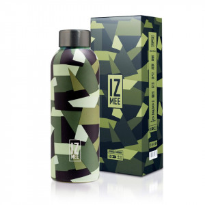 IZmee borraccia acciaio termico Jungle Army