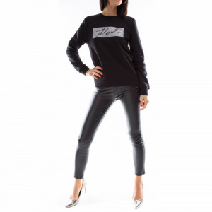 woman-sweatshirt-box-logo-karl-lagerfeld