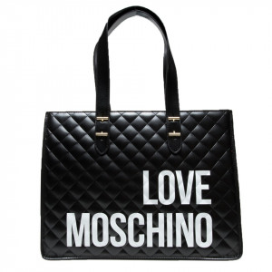 Love Moschino borsa shopping grande