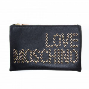 Love Moschino shoulder bag with studs