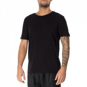 Moschino black stripe logo t-shirt