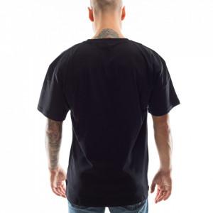 Moschino-t-shirt-nera-con-orsetto