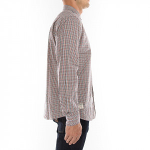 Napapijri camicia maniche lunghe uomo