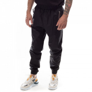 Studio Homme pantaloni jogger cotone nero