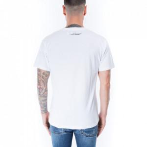 Vans-t-shirt-uomo-bianca