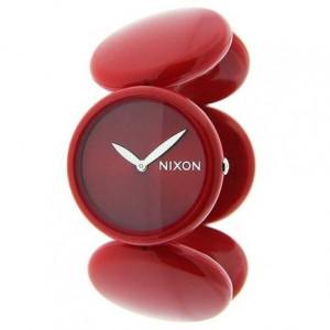 Nixon orologio donna rosso