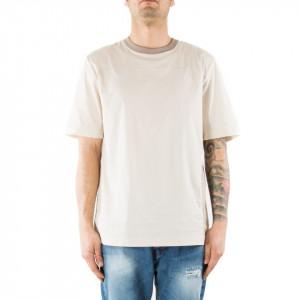 T shirt uomo beige