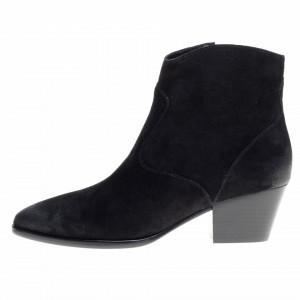 Ash black Texan low boots