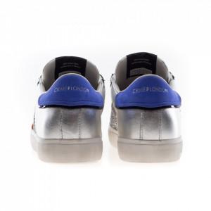 Crime-london-sneakers-glitter-silver