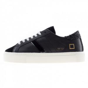 Date sneakers platform vertigo nere