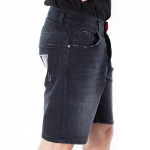 Gaelle-bermuda-jeans-nero