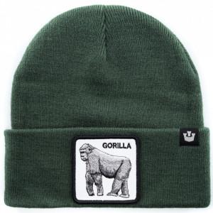 Goorin cappello in lana verde gorilla