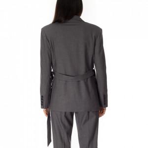 tailleur-grigio-donna