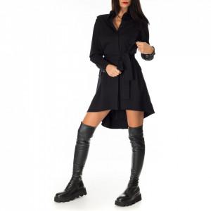 abito-chemisier-nero-invernale