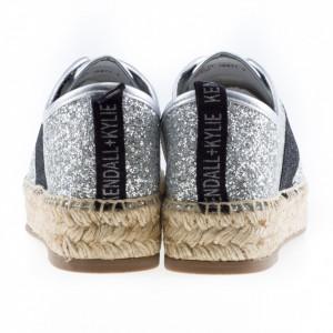 Kendall + Kylie espadrillas donna glitter