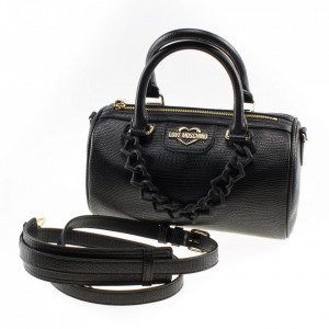 Moschino-bwling-bag-black