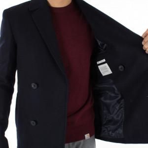 Minimum cappotto uomo doppiopetto