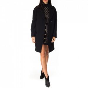 Pinko cappotto nero