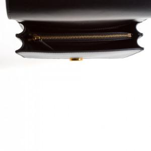 Pinko-mini-leather-shoulder-bag-gold-birds