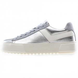 Pony sneakers argento donna