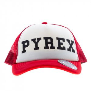 Pyrex cappello baseball rosso