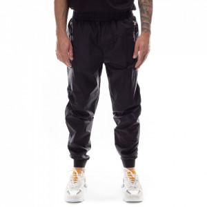 pantaloni-jogger-uomo-cotone-nero