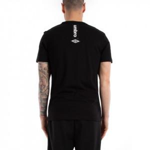 Umbro t shirt uomo nera