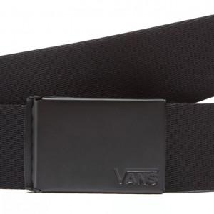 Vans Deppster cintura nera in tessuto
