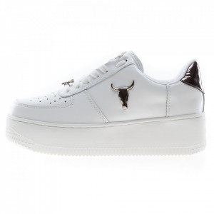 Windsor Smith rich brave sneakers bianche