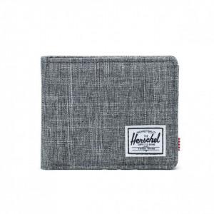 Herschel portafogli Roy grigio