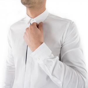 Camicia bianca uomo Outfit