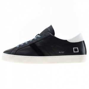 Date sneakers basse nere uomo hill low