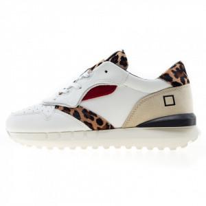 Date sneakers running luna donna leopard