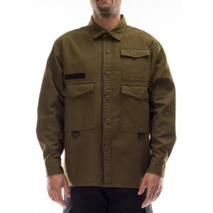 edwin-multi-pocket-shirt-military-green