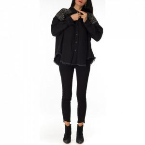 gaelle-camicia-jeans-borchie