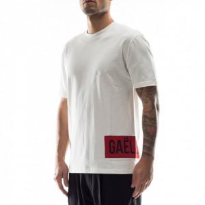 Gaelle t-shirt uomo bianca
