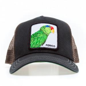 Goorin bros black parrot