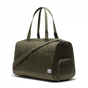 Herschel duffle bag Bennet military green