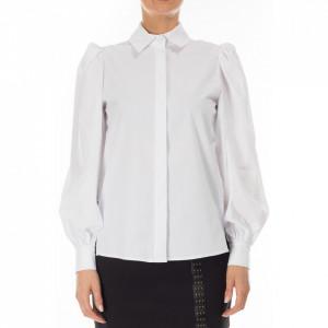 Jijil camicia bianca maniche a sbuffo