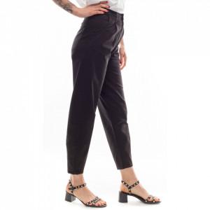 pantaloni-vita-alta-neri-donna