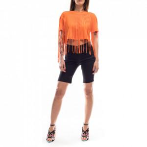 woman-orange-fringes-t-shirts