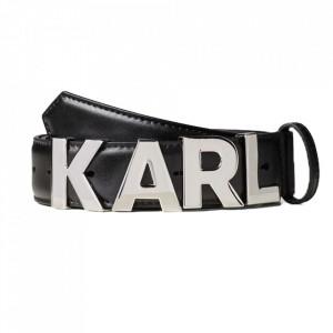 Karl Lagerfeld cintura donna nera
