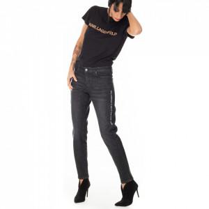 Karl Lagerfeld jeans nero
