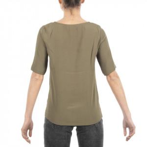 Minimum blusa elvire manica corta